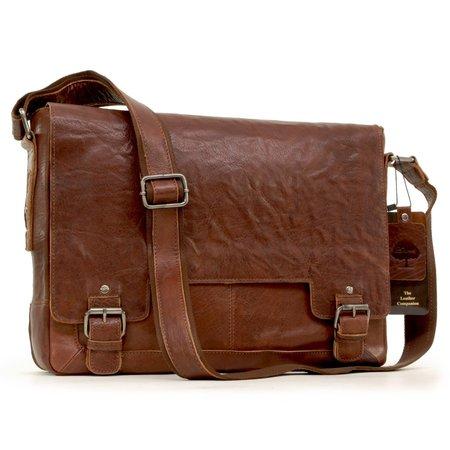 Сумка для ноутбука Ashwood Leather 8343 tan