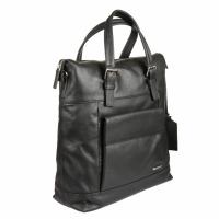 Бизнес сумка Gianni Conti 1602367 black