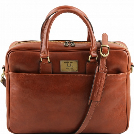 Портфель Tuscany Leather Urbino Honey