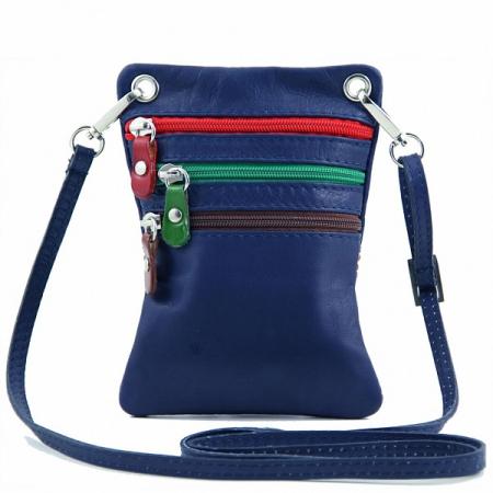 Сумка через плечо Tuscany Leather TL Bag Blue