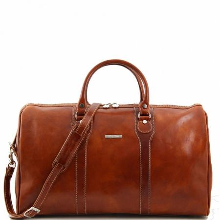 Дорожная сумка Tuscany Leather Oslo Honey