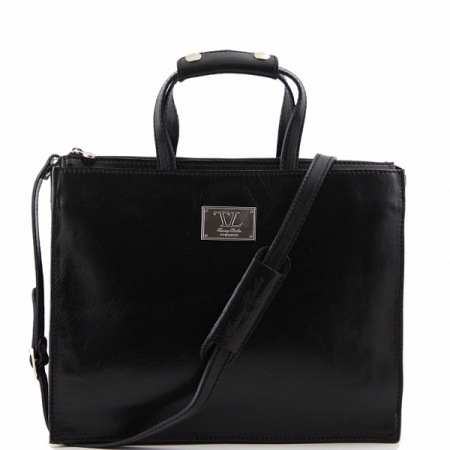 Портфель Tuscany Leather Palermo Black