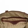 Дорожная кожаная сумка Tuscany Leather TL Voyager Brown Маленькая