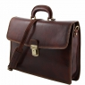 Портфель Tuscany Leather Amalfi Brown