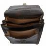 Сумка через плечо Tuscany Leather David Dark Brown Маленькая
