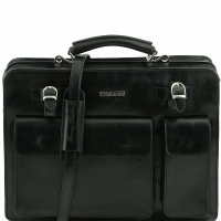 Портфель Tuscany Leather Venezia Black