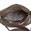 Сумка через плечо Gianni Conti 1542382 dark brown