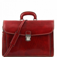 Портфель Tuscany Leather Amalfi Red