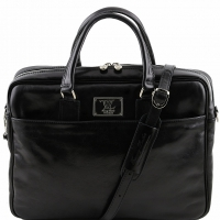 Портфель Tuscany Leather Urbino Black