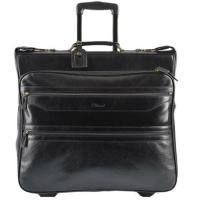 Портплед Ashwood leather 63421 Black