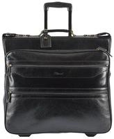 Портплед на колесах Ashwood Leather 63421 black