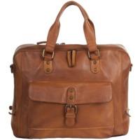 Деловая сумка Ashwood Leather 1334 tan