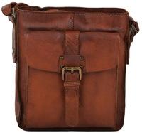 Сумка через плечо Ashwood Leather 7993 rust