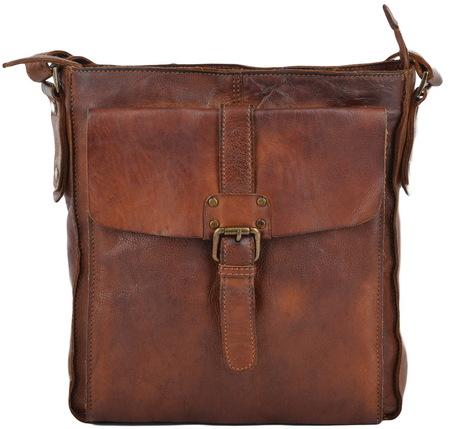 Сумка через плечо Ashwood Leather 7994 rust
