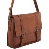 Кожаная сумка Ashwood Leather 7996 rust