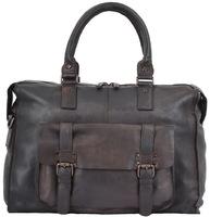 Дорожная сумка Ashwood Leather 7997 brown