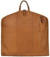 Кожаный портплед Ashwood Leather 8145 tan
