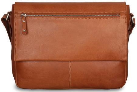 Кожаная сумка Ashwood Leather Baker tan
