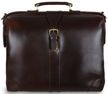Саквояж Ashwood Leather Dexter brandy