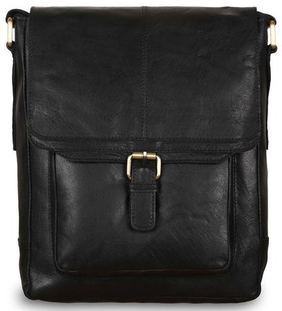 Сумка через плечо Ashwood Leather G-32 black