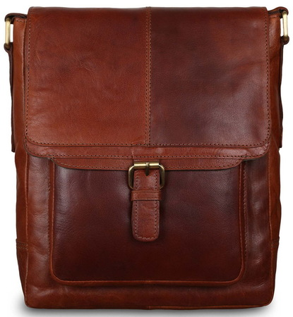 Сумка через плечо Ashwood Leather G-32 tan
