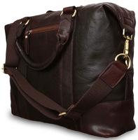 Деловая сумка Ashwood Leather G-34 brandy