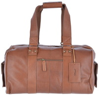 Дорожная сумка Ashwood Leather Humphrey honey