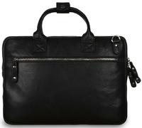 Кожаная сумка Ashwood Leather Jessy black
