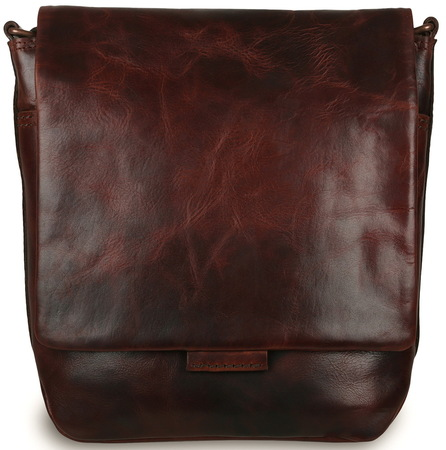 Сумка через плечо Ashwood Leather Adam vintage tan