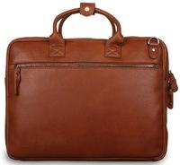 Кожаная сумка Ashwood Leather Lloyd tan
