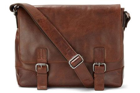 Кожаная сумка Ashwood Leather Oscar tan