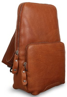 Рюкзак Ashwood Leather Slingo tan