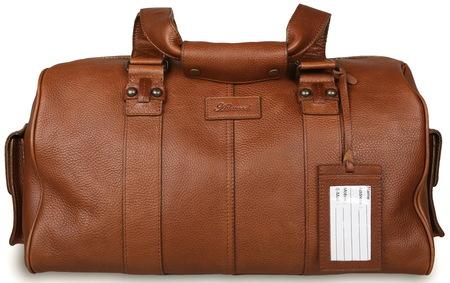 Дорожная сумка Ashwood Leather Tilly honey