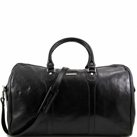 Дорожная сумка Tuscany Leather Oslo Black
