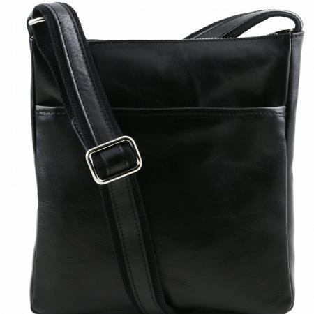 Сумка через плечо Tuscany Leather Jason Black