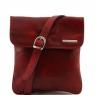 Сумка через плечо Tuscany Leather Joe Red