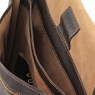 Портфель Tuscany Leather Torino Dark Brown