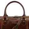 Дорожная сумка Tuscany Leather Paris Brown