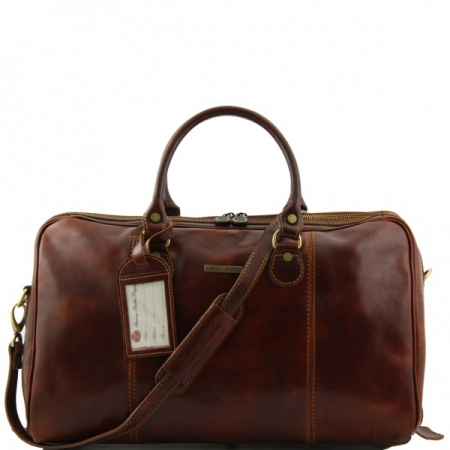 Дорожная сумка Tuscany Leather Paris Brown