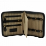 Эксклюзивный дорожный кожаный футляр для часов Tuscany Leather Brown