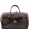 Дорожная сумка Tuscany Leather TL Voyager Dark Brown Большая