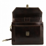 Портфель Tuscany Leather Roma Dark Brown