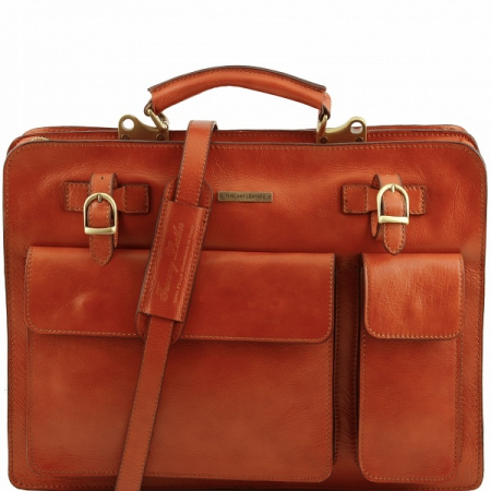 Портфель Tuscany Leather Venezia Honey