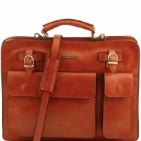 Портфель Tuscany Leather Venezia Honey