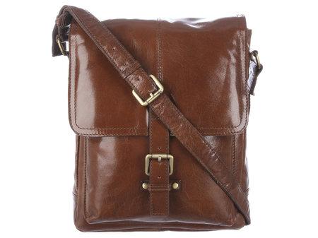 Планшет Ashwood Leather Benjamin chestnut brown