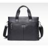 Деловая сумка сумка Bostanten B10803 Black