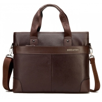 Деловая сумка сумка Bostanten B10803 Brown
