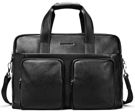 Деловая сумка Bostanten B1182043K black