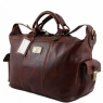 Дорожная сумка Tuscany Leather Porto Brown