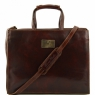Портфель Tuscany Leather Palermo Brown